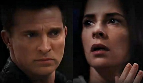 General Hospital Spoilers: Sam and Jason Hunt For Missing Drew - Share Intimate Moments On Motorcycle