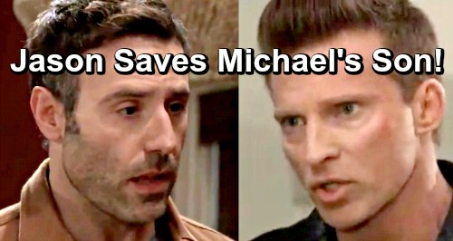 General Hospital Spoilers: Jason's New Mission, Fights to Protect Wiley – Saves Michael's Son from Ruthless Shiloh