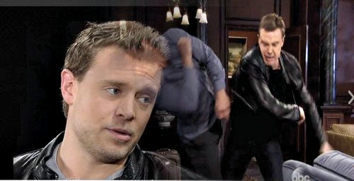 General Hospital (GH) Spoilers: Jason Turns Back to Stone Cold – Beatings for Nik and Curtis, Threats and Gun Violence