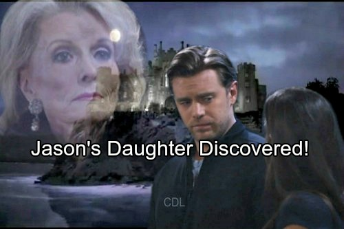 'General Hospital' Spoilers: Jason's Daughter Athena Discovered on Cassadine Island - Mystery Child Explained