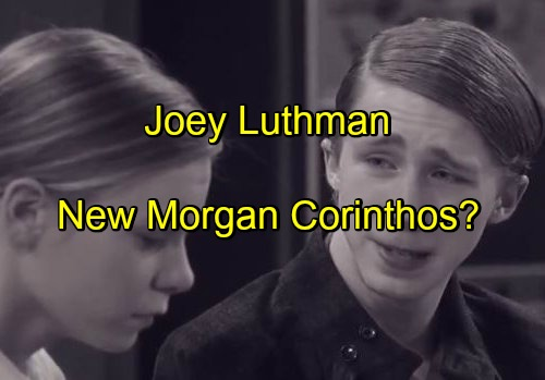 'General Hospital' Spoilers: Morgan Recast Coming – Joey Luthman Hints at New GH Role