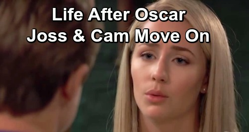 General Hospital Spoilers: Life After Oscar's Death - Josslyn's Future with Cameron Revealed