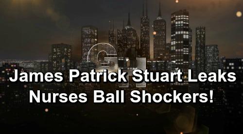 General Hospital Spoilers: James Patrick Stuart Leaks Nurses Ball Shockers – Michelle Stafford Still Filming Explosive Final Scenes