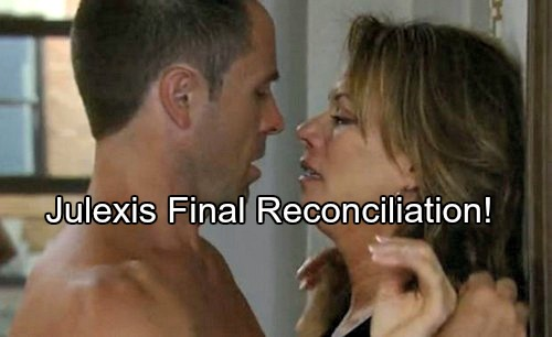 General Hospital Spoilers: Julexis Final Reconciliation - Will Alexis Save Her Great Love or Abandon Julian Forever?