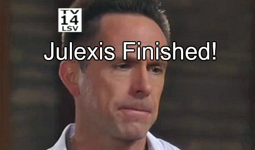 General Hospital (GH) Spoilers: Alexis Kicks Julian Out, Murderer Moves in With Ava - Nina Protects Boss – Julexis Done?