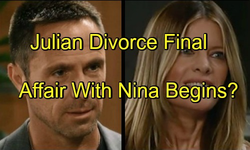 'General Hospital' Spoilers: Julian and Alexis Divorce Signed – Jerome Mobster Looks for New Love With Nina