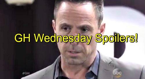 General Hospital (GH) Spoilers: Julian Betrays Alexis, Murders Hale - Hayden Gets Bad News - Who's Stalking Sam and Jason?