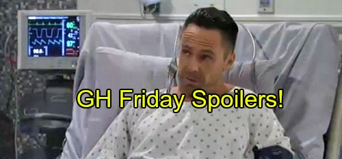 'General Hospital' Spoilers: Naomi Hints Liz and Hayden Sisters - Hostages Desperate Move – Julian Risks Life to Escape