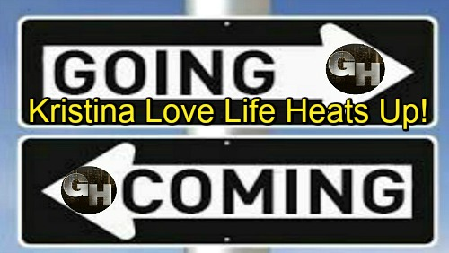General Hospital Spoilers: Comings and Goings – Big Returns Bring Major Drama – Kristina's Love Life Heats Up
