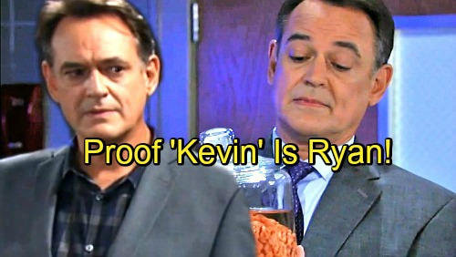 General Hospital Spoilers: Mystery Patient Shockers Revealed - Proof That the Real Kevin's Stuck in Ferncliff