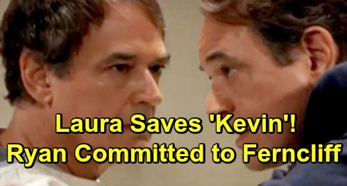 General Hospital Spoilers: Ryan Committed to Ferncliff in Stunning Twist – Laura's Mission to Help 'Kevin' Locks Up Killer?