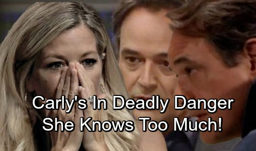 General Hospital Spoilers: Ryan Brings Carly's Next Nightmare – Former Ferncliff Patient Knows Too Much