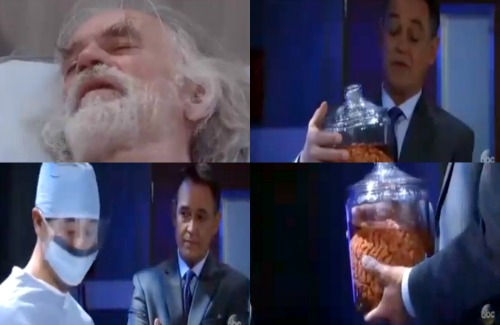 General Hospital Spoilers: Evil Twin Shocker - Kevin's a Memory Mapping Victim, Faison Strikes From The Grave