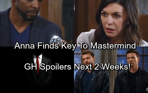 General Hospital Spoilers for Next 2 Weeks: Anna Finds Missing Link To The Mastermind – Sam Takes Charge - Carly's Awful News