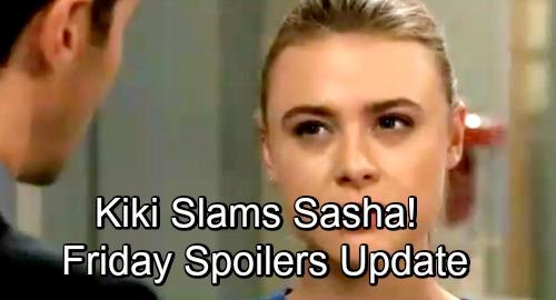General Hospital Spoilers: Friday, November 16 Update – Margaux's Murder Taunt – Charlotte Bomb Rocks Lulu - Kiki Accuses Sasha