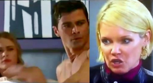 General Hospital Spoilers: Thursday, May 24 Update – Carly and Michael Face Off Over Nelle – Griffin and Kiki's Rude Awakening