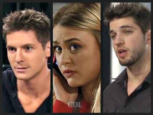 General Hospital (GH) Spoilers: Tangled Love Triangle - Do You Want Kiki With, Dillon or Morgan?