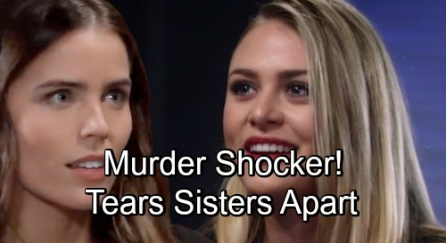 General Hospital Spoilers: Sasha Forms Fast Bond with Kiki – Murder Shocker Tears Sisters Apart