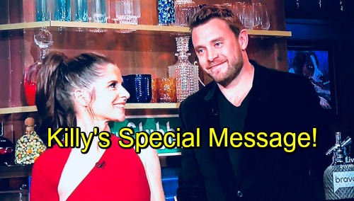 General Hospital Spoilers: Kelly Monaco and Billy Miller's Special Message for Fans – 'Killy' and 'Dream' Love Remains Strong
