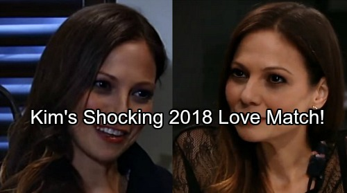 General Hospital Spoilers: Kim Finds Love in Port Charles – Buried Past Leads To Shocking Match In 2018