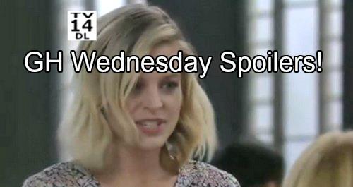 'General Hospital' Spoilers: Kirsten Storms Back, Morgan Proposes - Griffin Faces Claudette – Scott Defends Franco