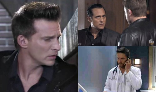 General Hospital Spoilers: Patient Six Can't Escape Danger, Sonny Caught In Dr. Klein's Desperate Move