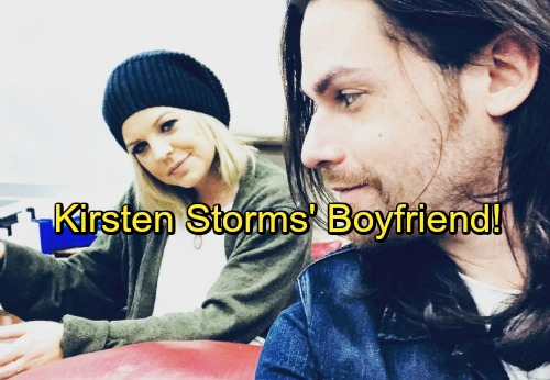General Hospital Spoilers: Kirsten Storms' New Boyfriend Revealed, Dating Elias Paul Reidy - Congratulations to Romantic Couple