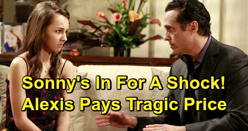 General Hospital Spoilers: Sonny Stunned by Kristina's True Pledge to Shiloh – Wrong Assumption Leads to DoD Alexis Tragedy