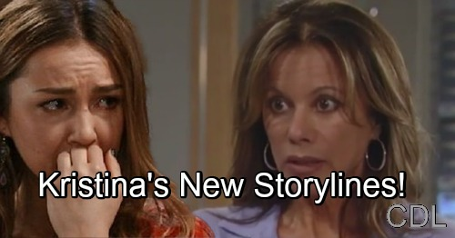 General Hospital Spoilers: Kristina's Homecoming Brings Surprises – Alexis Hopes to Reconnect, New GH Storylines Brewing