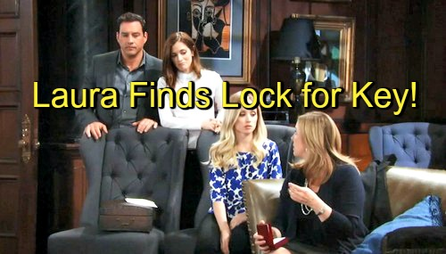 General Hospital (GH) Spoilers: Laura Discovers Lock for Helena's Key – Trunk Stashed at Wyndemere Holds Shocking Secrets