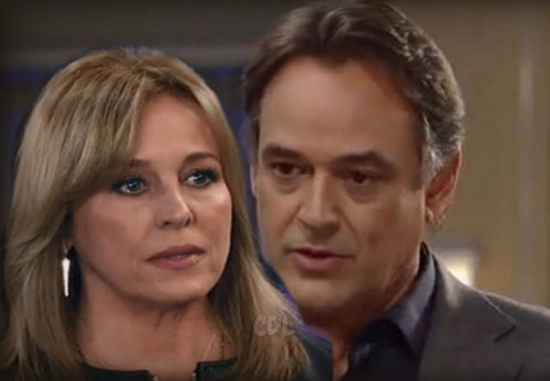 General Hospital Spoilers: Genie Francis GH Return For Nurses Ball? - Defends Frank Valentini, Reveals Friendly Meeting
