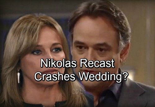 General Hospital Spoilers: Nikolas Recast NOT Returning for Wedding – Laura and Kevin's Nuptials Offer Different Shocker