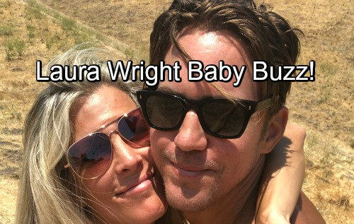 General Hospital Spoilers: Laura Wright Addresses Baby Buzz – Reveals If She's Pregnant in Real Life