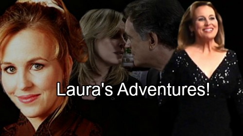 General Hospital Spoilers: Laura Spencer's New Adventure - Love and Heartbreak Ahead, Tragic Past Catches Up