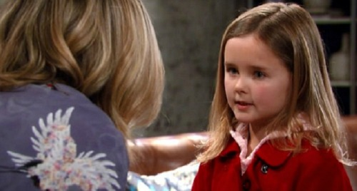 General Hospital Spoilers: Comings and Goings – Lily Fisher Returns as Little Georgie – Robert Back To Get Peter