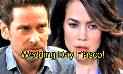 General Hospital Spoilers: Franco and Liz's Wedding Day Fiasco – Obstacles Hit as They Fight to Say 'I Do'