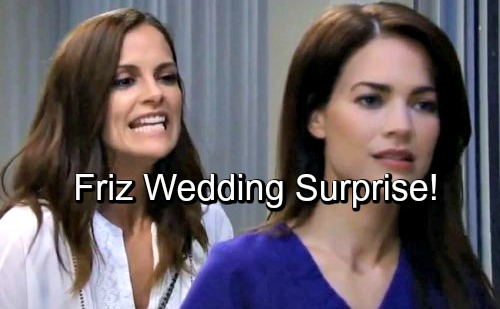 General Hospital Spoilers: Mysterious 'Friz' Wedding Surprise Looms – Hayden's Comeback Brings Drama