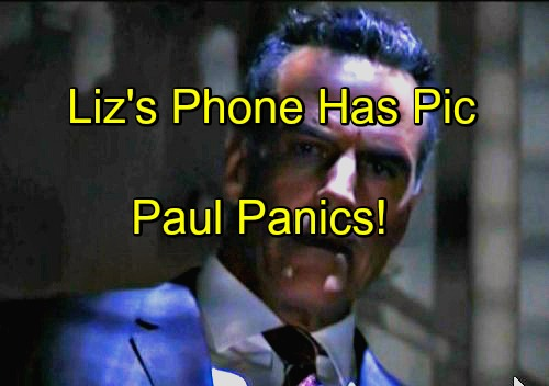 'General Hospital' Spoilers: Liz's Phone Contains Major Clue in GH Serial Killer Case - Paul Panics, Goes on Murderous Rampage