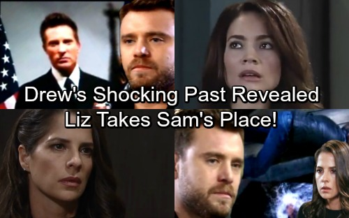 General Hospital Spoilers: Liz Stands by Drew After Sam and the World Turn Against Him – Dumps Franco for New Wounded Bird