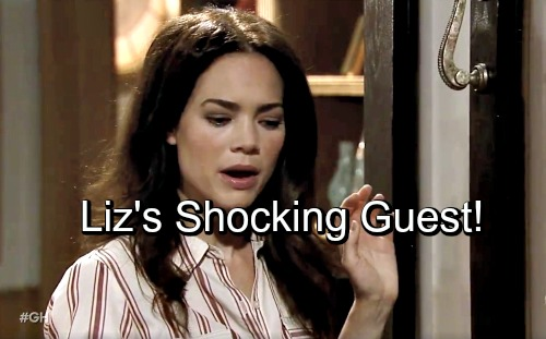 General Hospital Spoilers Update: Liz's Blast from the Past Revealed as Transgender Terry, Played By Cassandra James