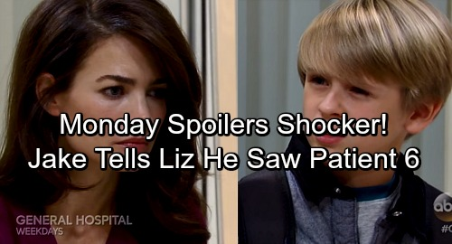 General Hospital Spoilers: Monday, October 23 Update – Jake Tells Liz He Saw Patient 6 – Sonny and Jason Clash