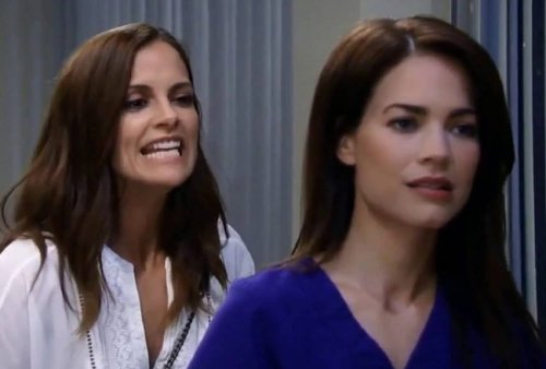 'General Hospital' Spoilers: Broke Hayden Begs Liz for Place to Stay - Sister Squabble Explodes