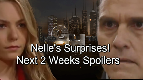 General Hospital Spoilers Next 2 Weeks: Surprises From Nelle – Felicia's Disturbing News – Sonny's Trouble – Drew Needs Curtis