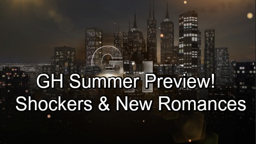 General Hospital Spoilers: GH Summer Preview – Sizzling Stories Bring Danger, New Romances and Surprises