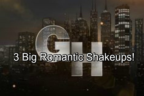 General Hospital Spoilers: GH Tragedies and Shockers Bring New Love Interests - 3 Major Romantic Shakeups