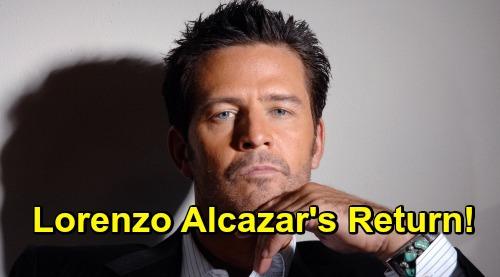 General Hospital Spoilers: Mysterious Figure Sponsoring Shiloh's Port Charles Agenda - Has Lorenzo Alcazar Returned?