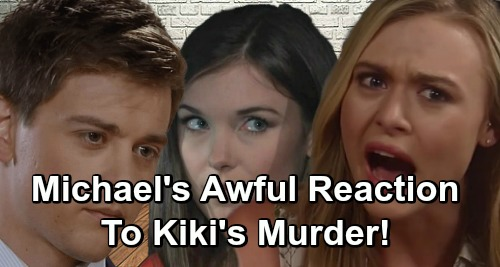 General Hospital Spoilers: Michael's Terrible Setback – Kiki's Murder Drags Him Back Into Darkness, Willow Offers Support