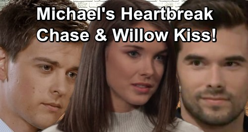 general hospital michael and kiki dating in real life