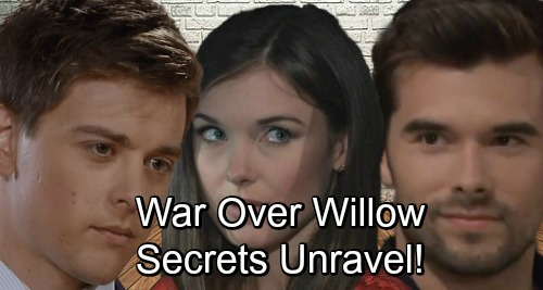 General Hospital Spoilers: Willow War Unravels Secrets – Chase and Michael's Battle Exposes Bombshells They Never Saw Coming