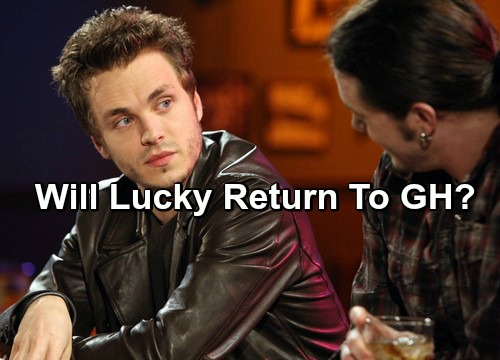 General Hospital Spoilers: When Is Lucky Spencer Returning to Port Charles?
